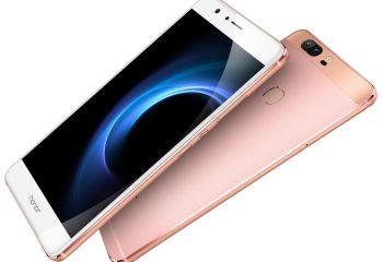 Huawei Honor V8 Tanıtıldı!
