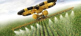 Drone Teknolojisi Tarımda da Kullanılacak