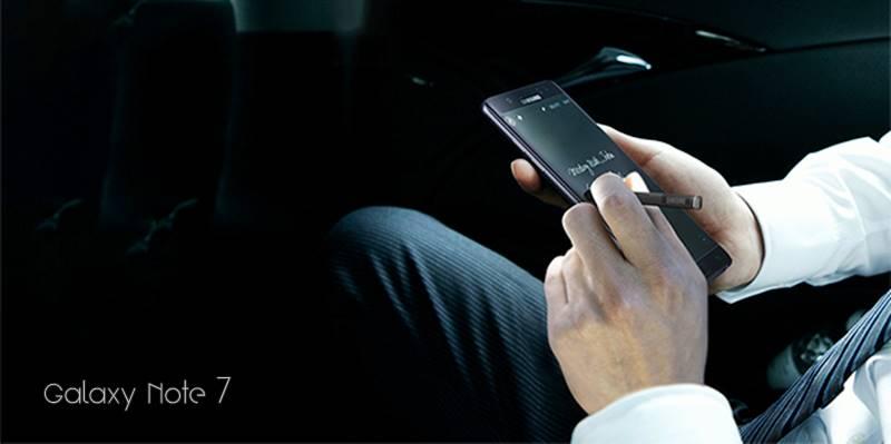 Sızdırılan Samsung Posteri, Galaxy Note 7'nin Habercisi Mi?