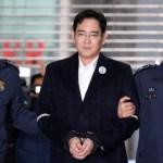 Samsung Varisi Jay Y. Lee Hapse Giriyor!