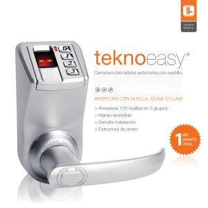 Teknoeasy Cerradura Biométrica