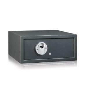 Teknosafe Laptop Caja de Seguridad Biométrica.