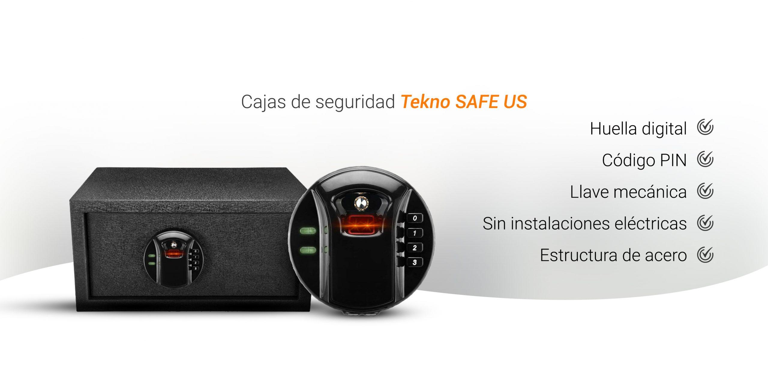 Cajas de seguridad inteligentes