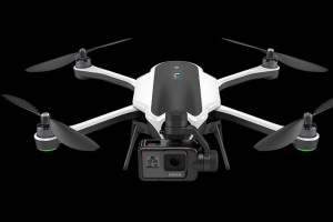 Image of a GoPro Karma Drone