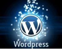Wordpress logo - Changing URL