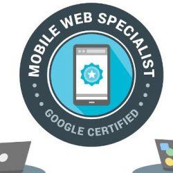 Sertifikasi Google Mobile Web Specialist