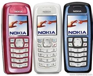 Nokia3100
