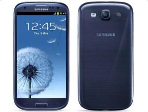 Samsung Galaxy SIII iliingia Sokoni kati kati ya mwaka 2012