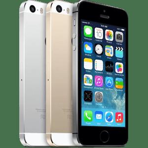 iPhone 5S iliyoingia Sokoni Mwaka 2013 yashika Nafasi ya 19