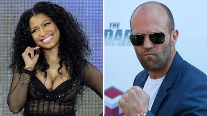 Nicki Minaj na Jason Statham