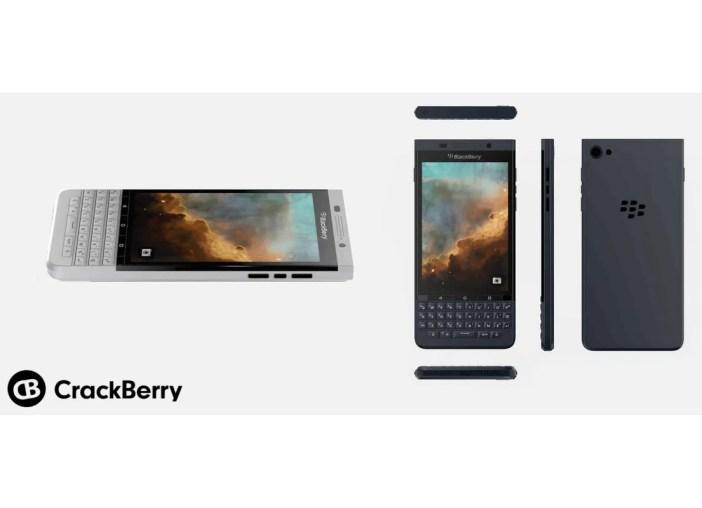 Inayosemekana Kuwa  'BlackBerry VIenna'