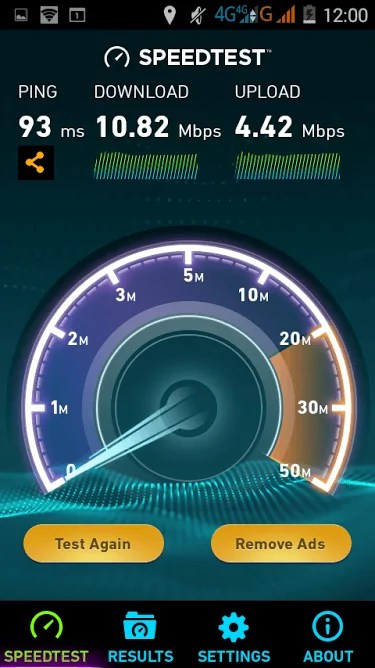 SMART 4G mtandao