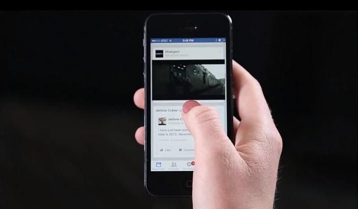 video za facebook