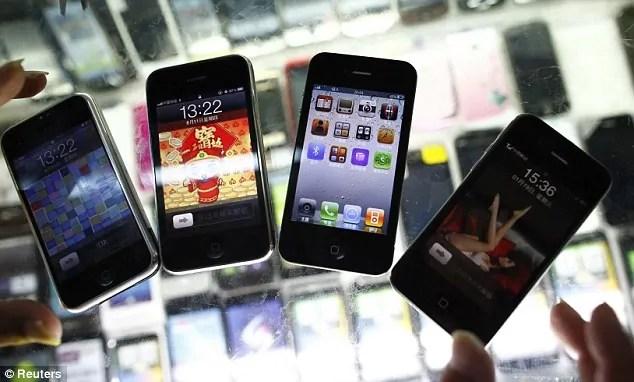Ukiacha simu zingine zinazokuja na majina yasiyoelewa simu nyigni feki huwa zinaiga hadi muonekano wa matoleo maarufu ya simu za iPhone na Samsung