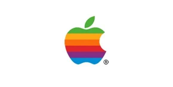 Logo Ya Pili Ya Kampuni La Apple