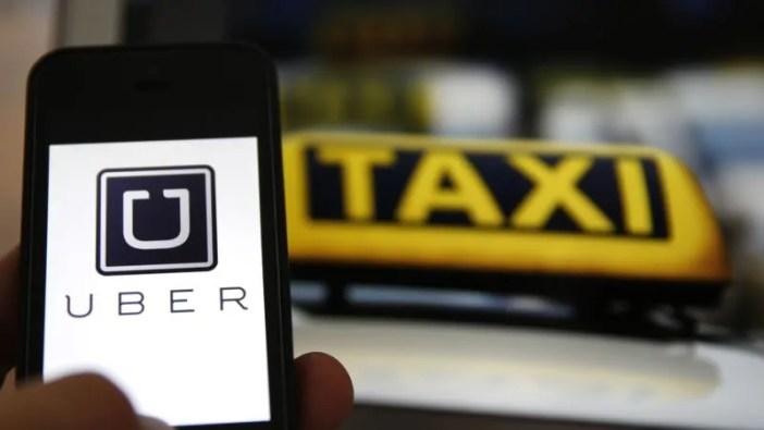 Uber na Tigo