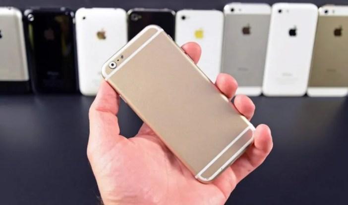 simu mpya ya iPhone