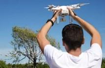 Drone ikitaka kupaa