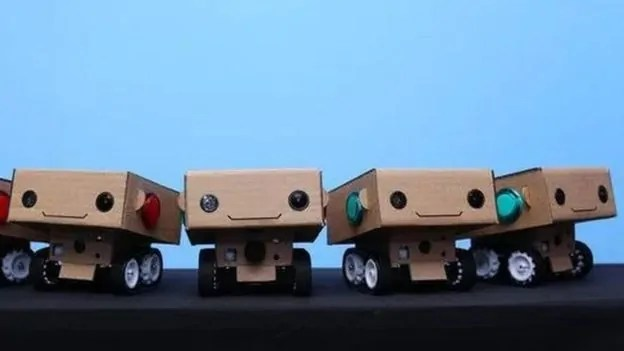 Robots zilizokuwa zimetenezwa kwa ajili ya watu kuwaamini