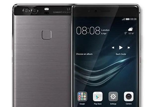 Simu ya Huawei P9
