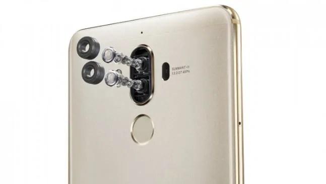 Kamera ya Huawei Mate 9