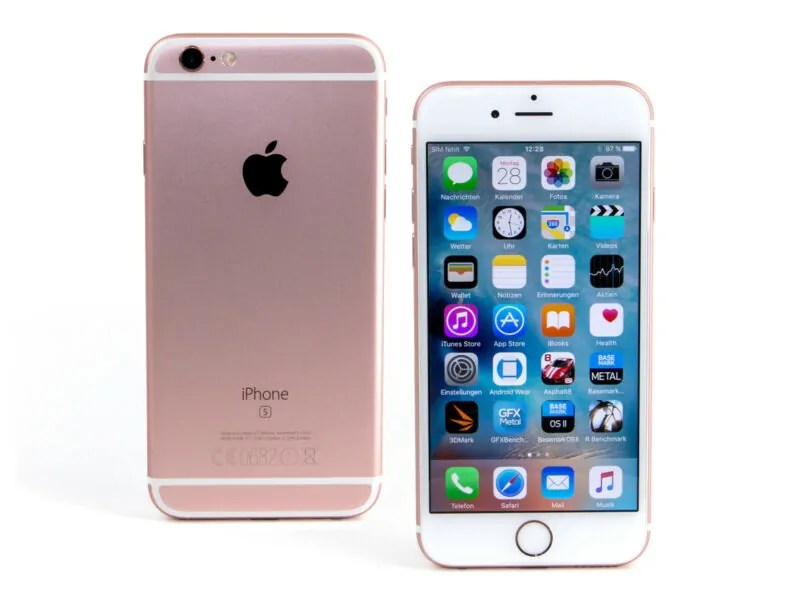 Sababu Kwanini Usinunue iPhone 6S Au 6S Plus ya GB 16!