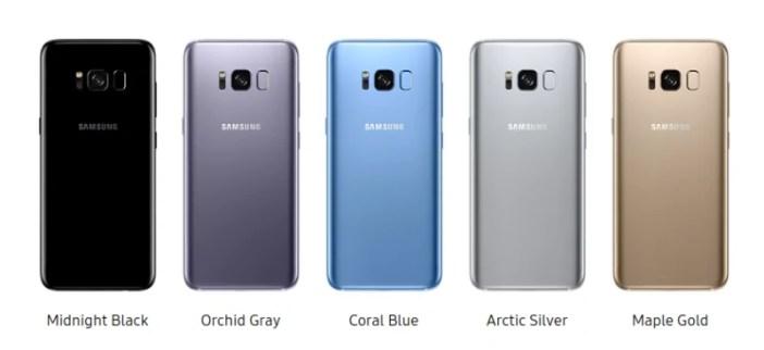 Samsung Galaxy S8 S8Plus
