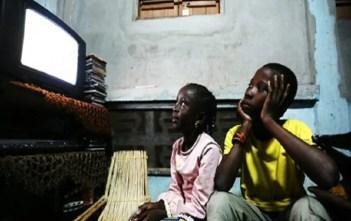 TV kwenye chumba cha mtoto
