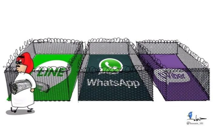 Saudi Arabia yaondosha marufuku ya kupiga simu za Skype, WhatsApp na Viber