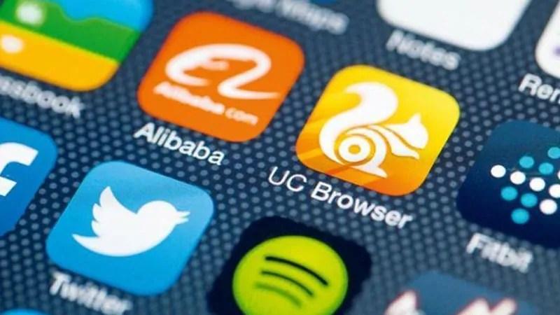 Kivinjari cha UC Browser chaondolewa katika soko la Apps la Google PlayStore