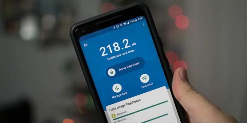Datally, app kutoka Google: Njia ya kuokoa utumiaji data wa apps kwenye simu yako
