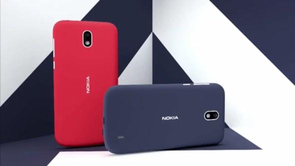 Nokia 1 , android go
