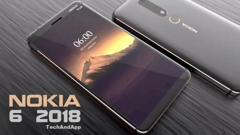 Toleo jipya la Nokia 6 limetoka