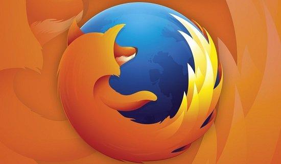 Mozila Firefox v44