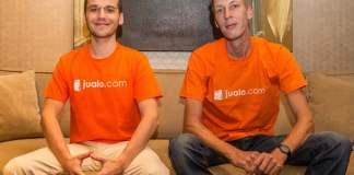 Chaim Fetter, Remco Lupker, Jualo.com