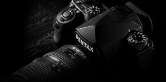 Kamera DSLR Pentax K-1