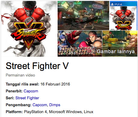 ps4 edisi street fighter 5