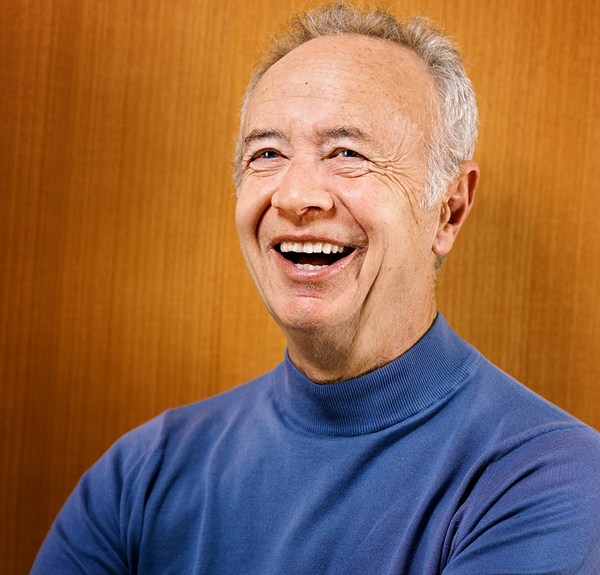 Andrew S Grove, CEO Intel