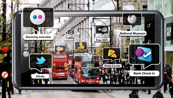 Augmented Reality, Smartphone