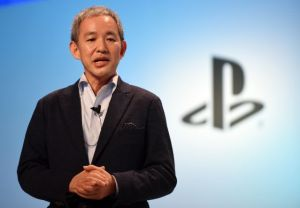 Atsushi Morita, presiden dari Sony Computer Entertainment Japan Asia (SCEJA)