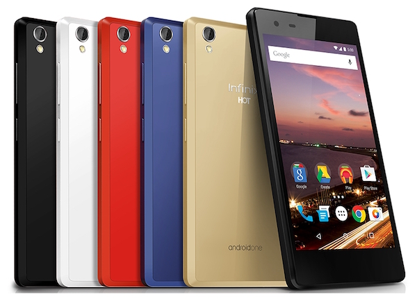 Harga Infinix Android One X510 Hot 2