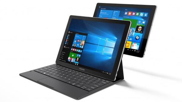 Samsung Galaxy TabPro S Windows 10