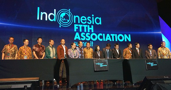 Indonesia FTTH Association Summit