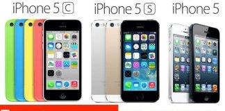 Harga iPhone 5 5C 5S