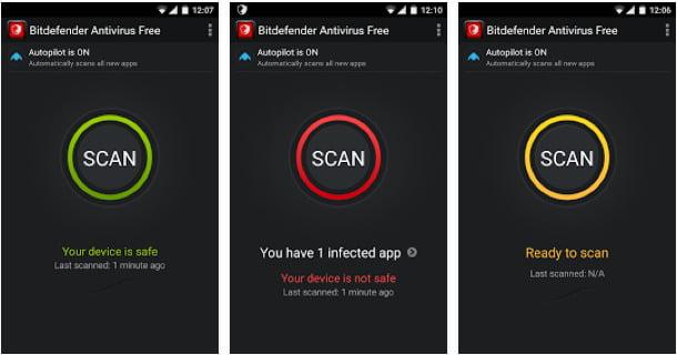 Bitdefender Antivirus Free Android Apps