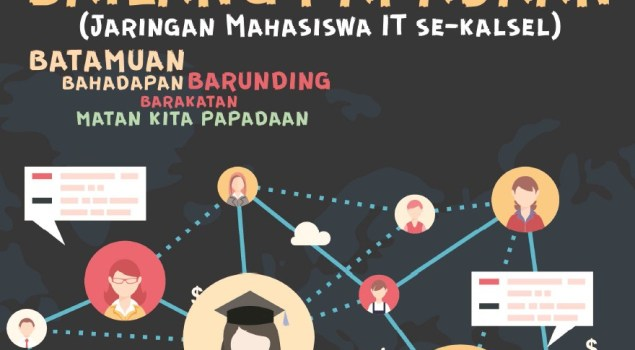 HIMAKOM, FMIPA, Universitas Lambung Mangkurat, Mahasiswa, IT, Kalimantan Selatan
