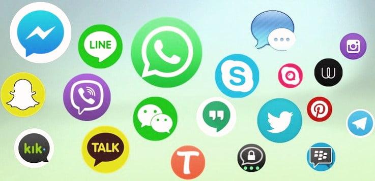 √ 7 Aplikasi Chat Terkenal di Indonesia 2021