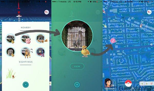 apa saja fitur baru pokemon versi 33 dan bagaimana cara menggunakannya