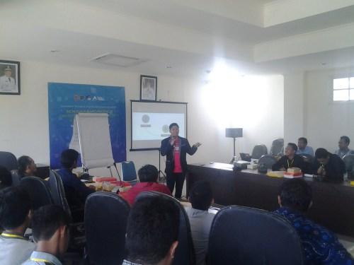 Idris Wiranata kenalkan BMC sebagai tool untuk bisnis