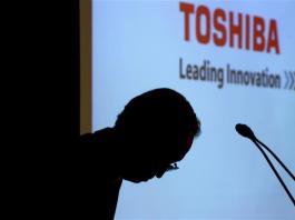 Satoshi Tsunakawa, Toshiba